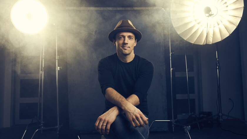 "Jason Mraz, who lives and owns an avocado farm in Oceanside, has released a new album, ""Know."""