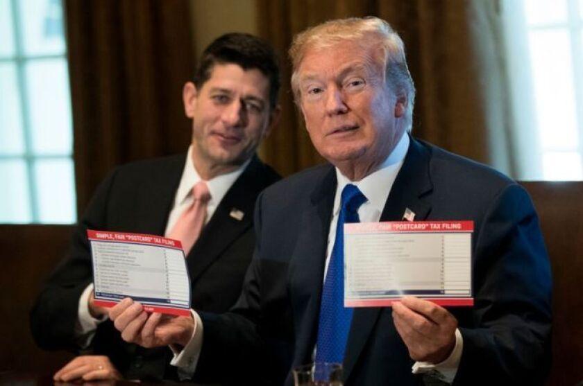 El Senado de EE.UU. aprobó en la madrugada de este sábado la reforma fiscal propuesta por el presidente Donald Trump, lo que es considerada la primera victoria legislativa del mandatario republicano.