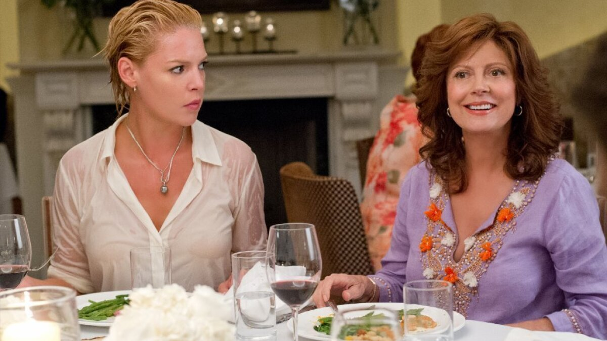 Ana Ayora Age review: 'the big wedding' aims its raunchiness at the aarp