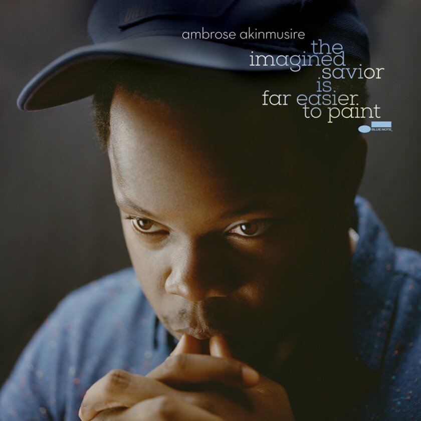 """Ambrose Akinmusire's latest is """"The Imagined Savior Is Far Easier to Paint."""""""