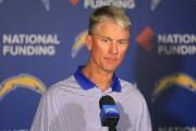 McCoy reflects on losing Woodhead