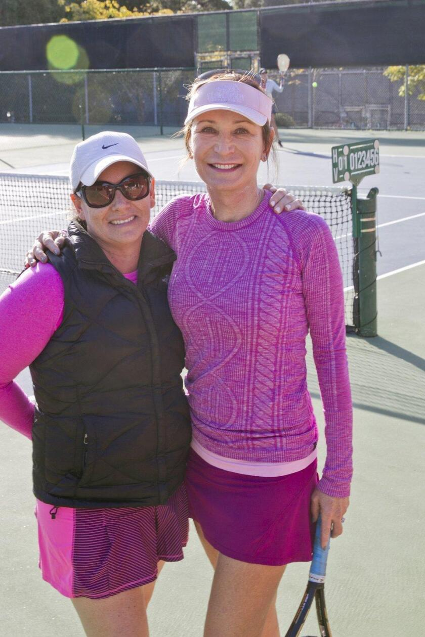 RSF Tennis Club Women's Member/Guest 'Rose All Day' event