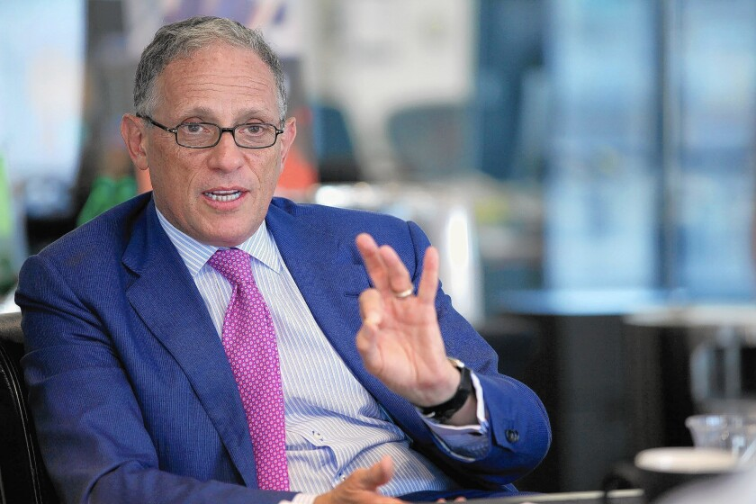 """Export-Import Bank President Fred Hochberg: """"Businesses don't pursue overseas sales, invest in their operations or hire new employees on a month-to-month basis."""""""