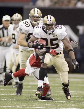 Atlanta Falcons at New Orleans Saints