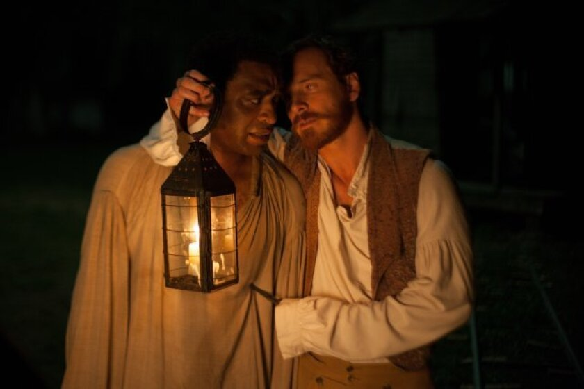 '12 Years a Slave,' in wide release this weekend, faces critical test
