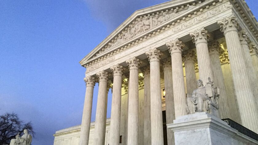 New Federal Court Decision Should Be >> Supreme Court Ducks Decision On Whether President Has The