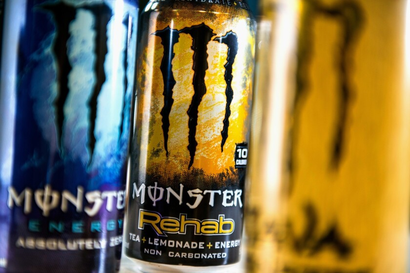 Monster Beverage Corp., the company that makes Monster energy drinks, is under investigation for allegedly marketing its products to children.