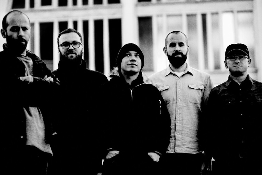 Mogwai Band PhotoSeptember 2013