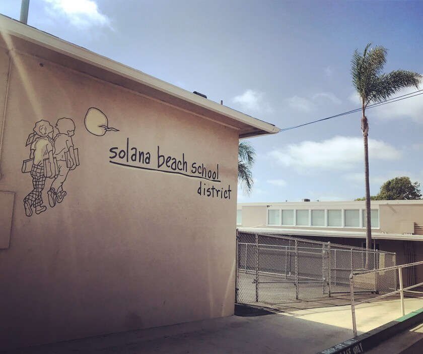 Solana Beach School District board will fill a board vacancy by appointment in February.