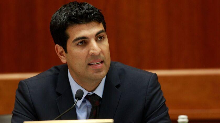 CALABASAS, CA., OCTOBER 11, 2016 -- State Assemblyman Matt Dababneh (D-Encino) will held a hearing a