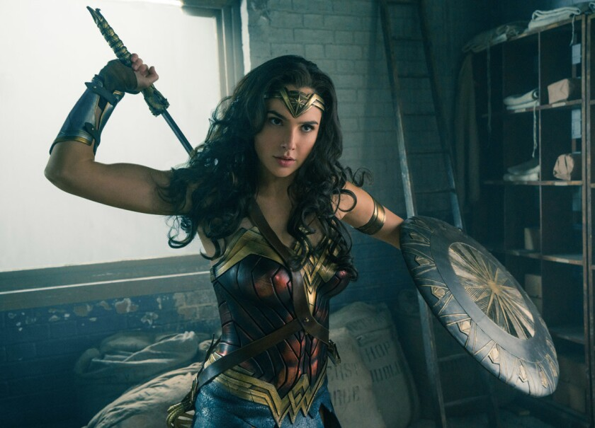 Wonder Woman. (Courtesy photo)