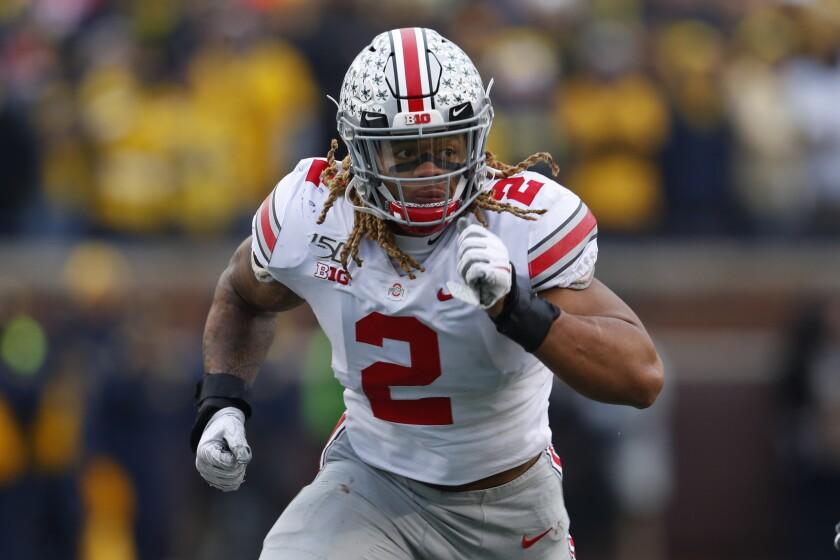 NFL Draft Profiles Defense Football