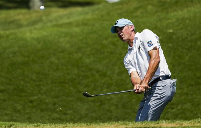 Matt Kuchar, golfista estadounidense. EFE/Archivo