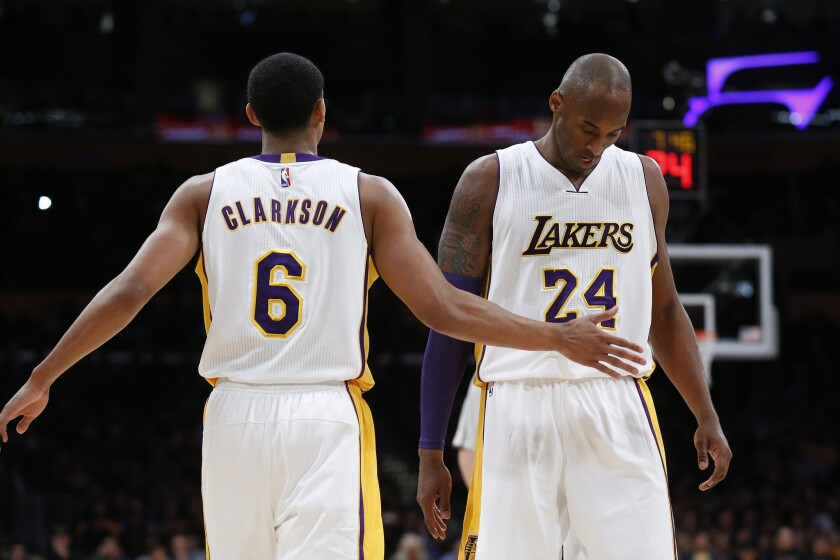Kobe Bryant retires