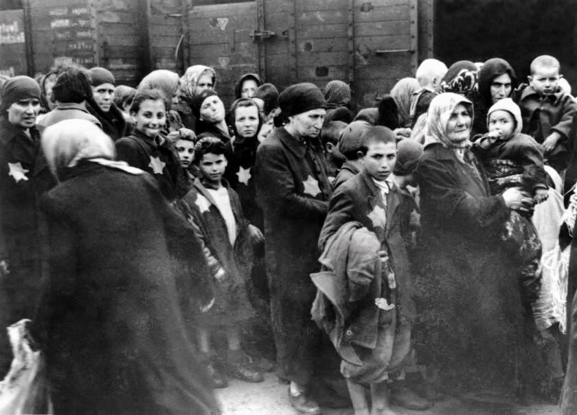 Auschwitz, June 1944