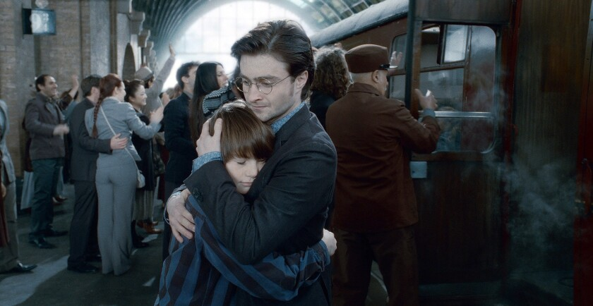 "We left Harry Potter on Platform 9 3/4 in 2011, but with theme parks and the upcoming ""Fantastic Beasts and Where to Find Them,"" the magic shows no sign of stopping."