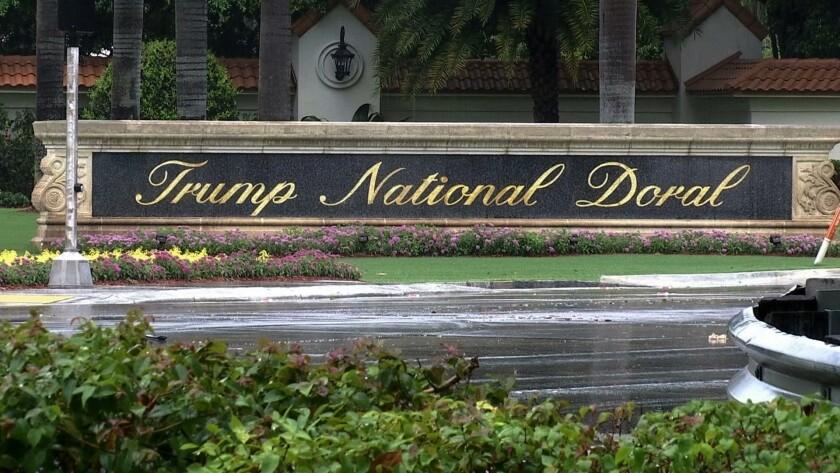 Trump Resort-RNC Meetings