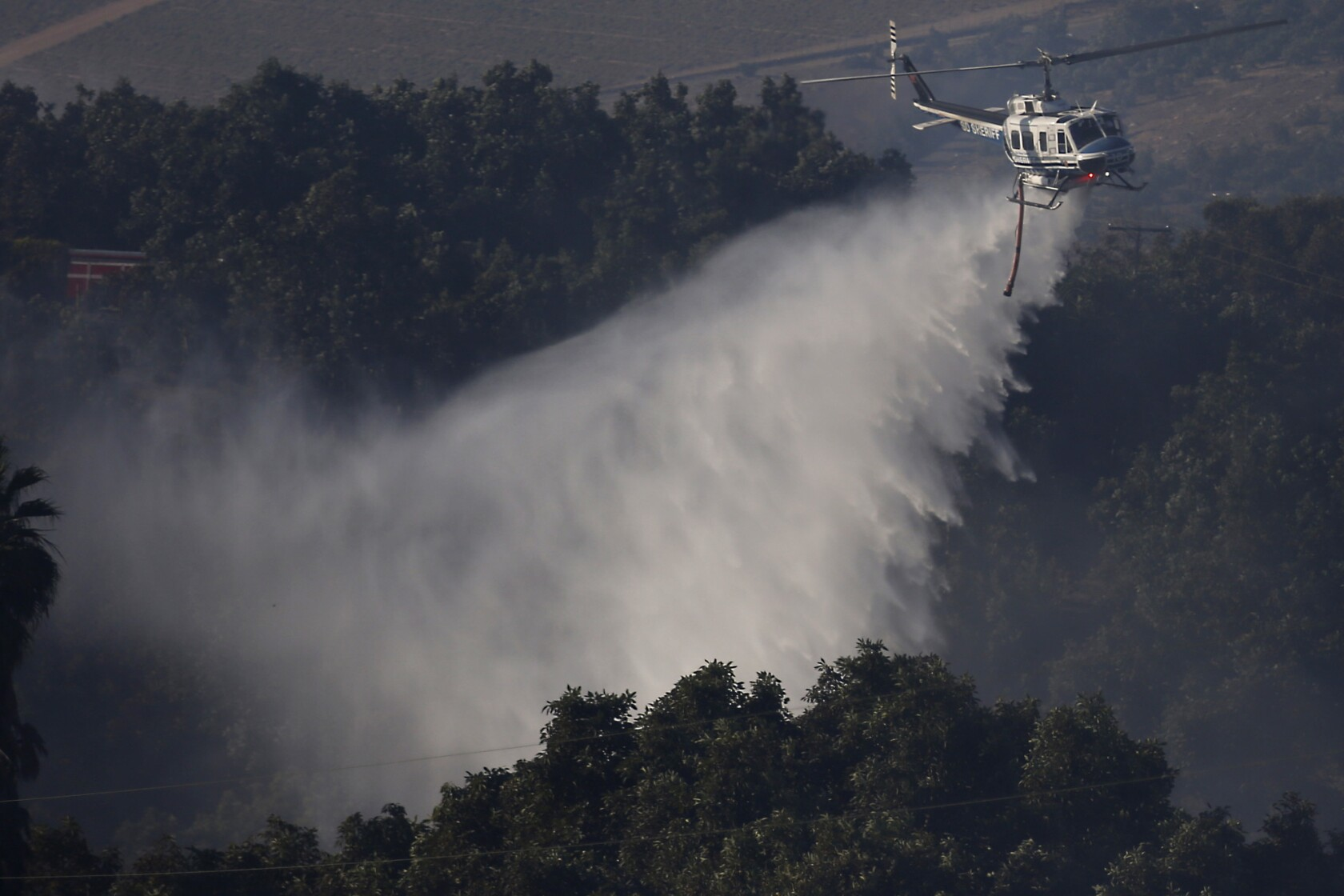 First fatality confirmed from Southern California wildfires - Los