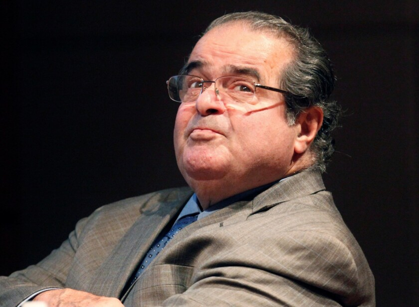 A letter from the Supreme Court's doctor says Antonin Scalia suffered from coronary artery disease, obesity and diabetes, among other ailments that probably contributed to the Supreme Court justice's sudden death.