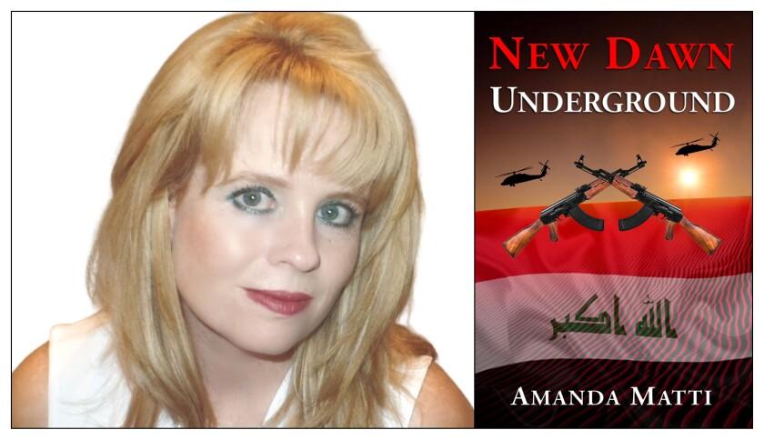 Author Amanda Matti