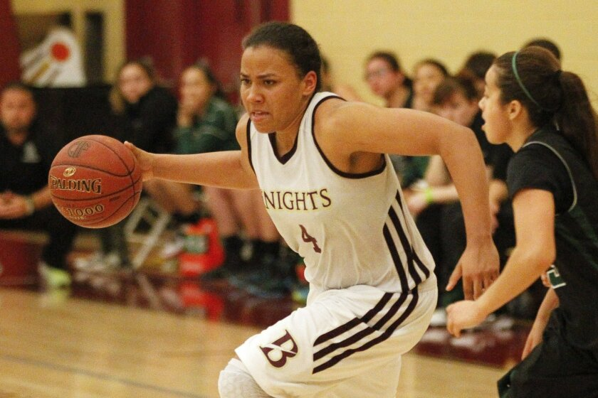Destiny Littleton's season total of 1,149 points was the third highest in section history.