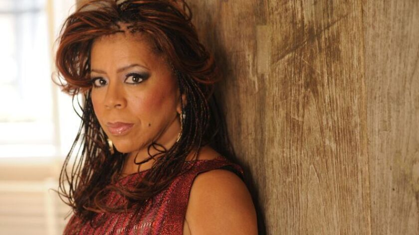 Songwriters Hall of Fame inductee Valerie Simpson performs Sunday at the Balboa Theater with Dave Koz.