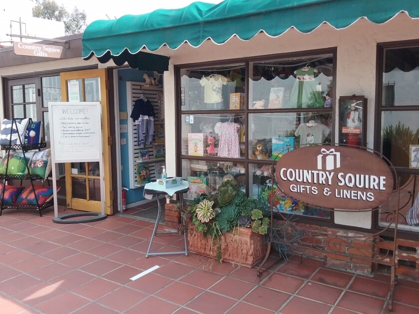 Country Squire Gifts and Linens