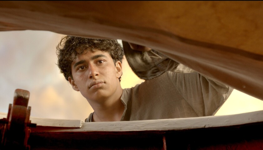 """The movie """"Life of Pi"""" helped entertainment company News Corp. to a strong fiscal quarter. Pictured: Suraj Sharma in """"Life of Pi."""""""