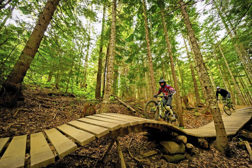 Once the snow is gone, ski resorts get moving on summer activities for nearly every inclination