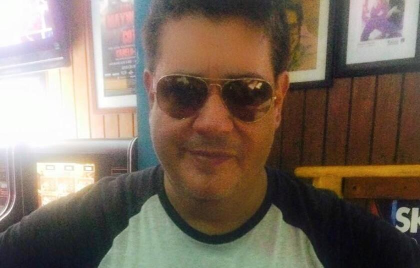 El cantante Ray Reyes en una foto del 2015.