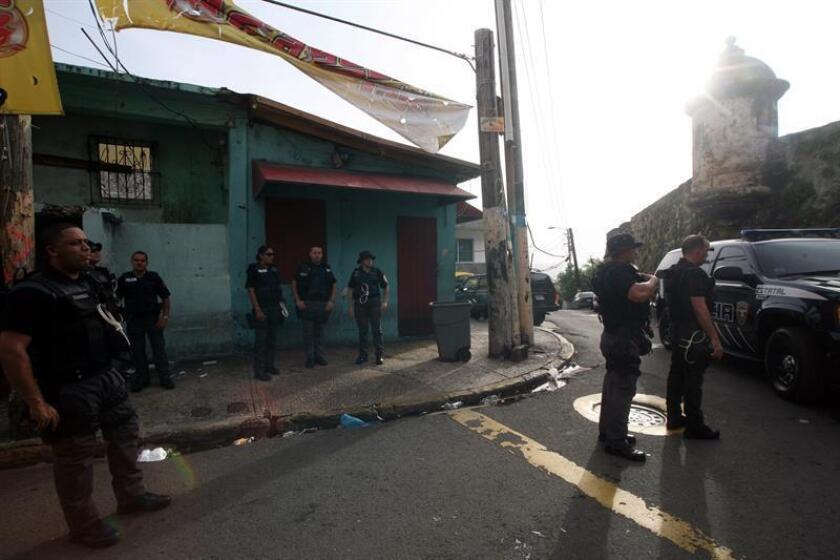 Acusan a 41 personas vinculadas a venta drogas en áreas públicas en San Juan