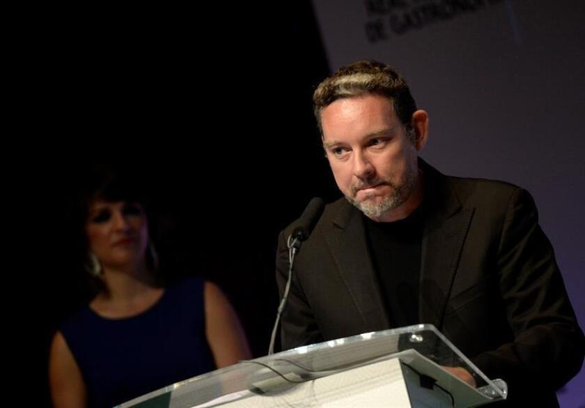 Albert Adrià, ganador del Premio Nacional de Gastronomía como Mejor Jefe de Cocina. EFE/Archivo