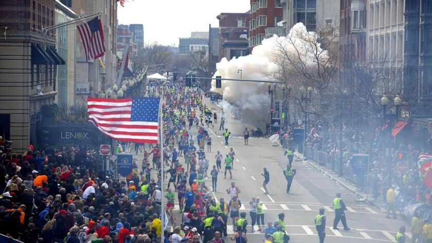 'Marathon: The Patriots Day Bombing'