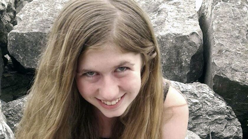 Jayme Closs, who had been missing for nearly three months after her parents were killed at their Wisconsin home, was found Thursday afternoon.