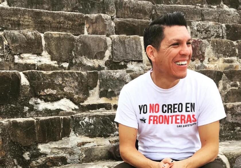 La banda angelina Las Cafeteras ha lanzado ya tres temas relacionados a la coyuntura nacional.