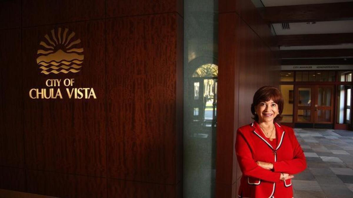 Chula Vista mayor: Economic growth is at the center of the