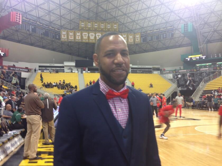 Reggie Morris Jr.