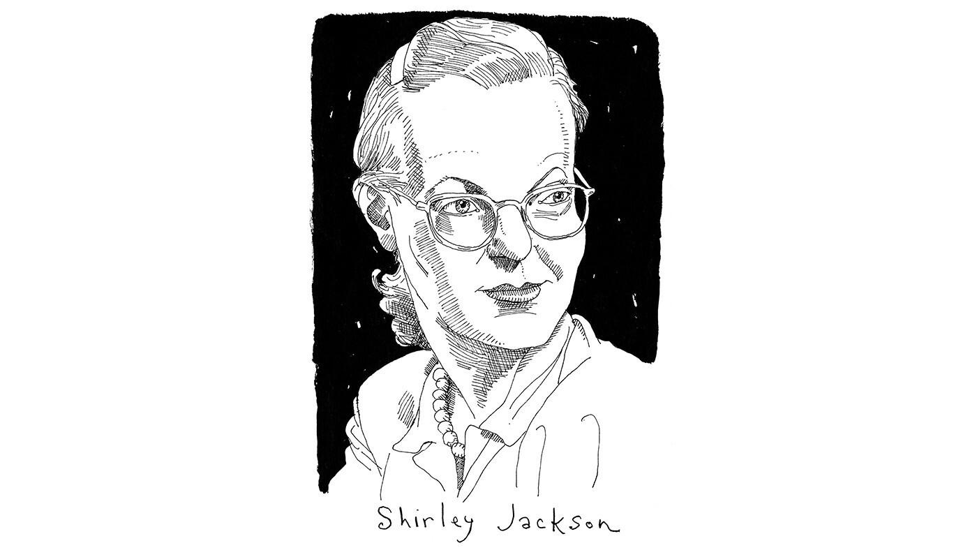 Amelia Jackson Gray literary idol: amelia gray on shirley jackson - los angeles