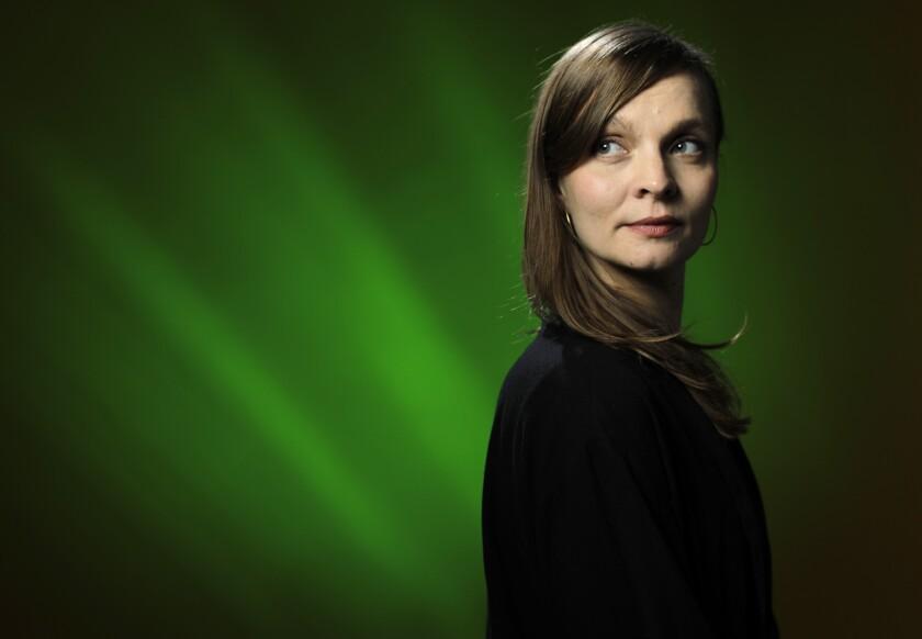 """Composer Hildur Guðnadottir created the score for """"Joker."""""""