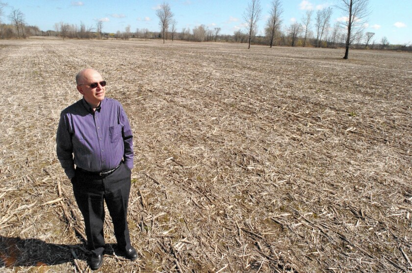 Michigan developer John Rapanos was accused of violating the federal Clean Water Act when he filled 54 acres of wetlands he owned. The case was brought to the Supreme Court, which ruled that the wetlands on his property did not fall under the act's jurisdiction.