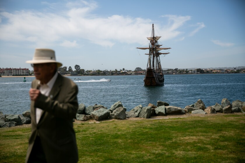 Kickoff to San Diego's 250th Anniversary