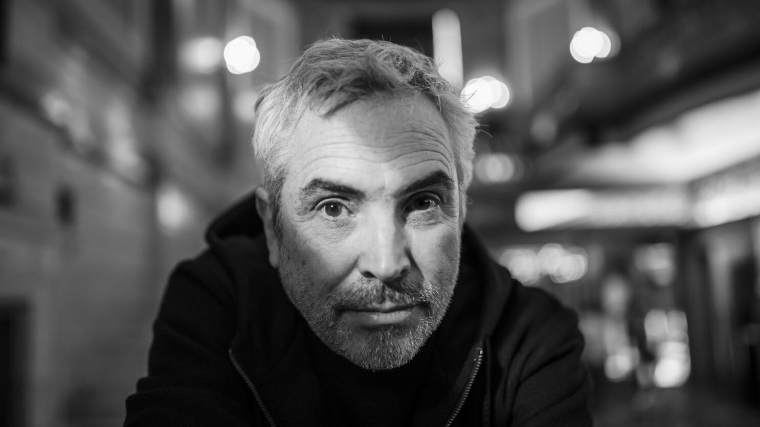 Roma's' Alfonso Cuarón shows us the Mexico City streets that shaped