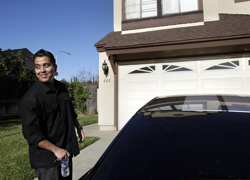 Adam Alotaibi is among the 1,800-plus homeowners in San Diego County who has received unemployment mortgage help through Keep Your Home California. The program recently expanded the benefit's timeframe from nine months to a year.