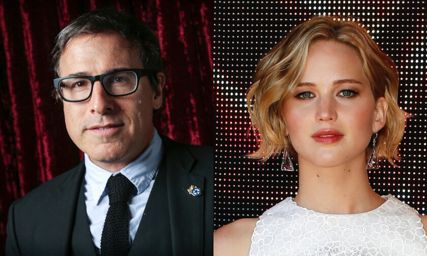 """David O. Russell and Jennifer Lawrence are looking to reteam on """"Joy."""""""
