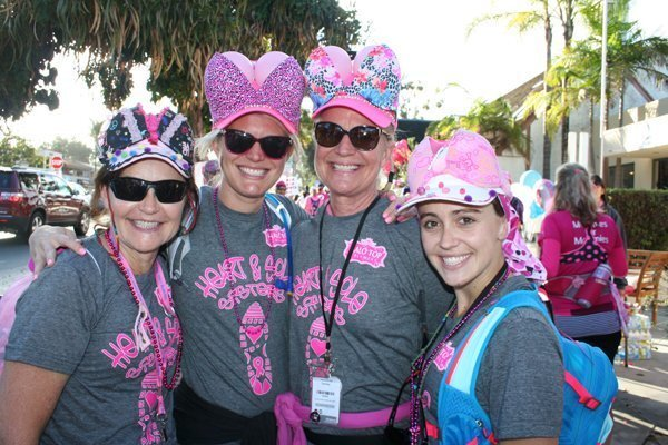 Cheer for a Cure in Old Del Mar
