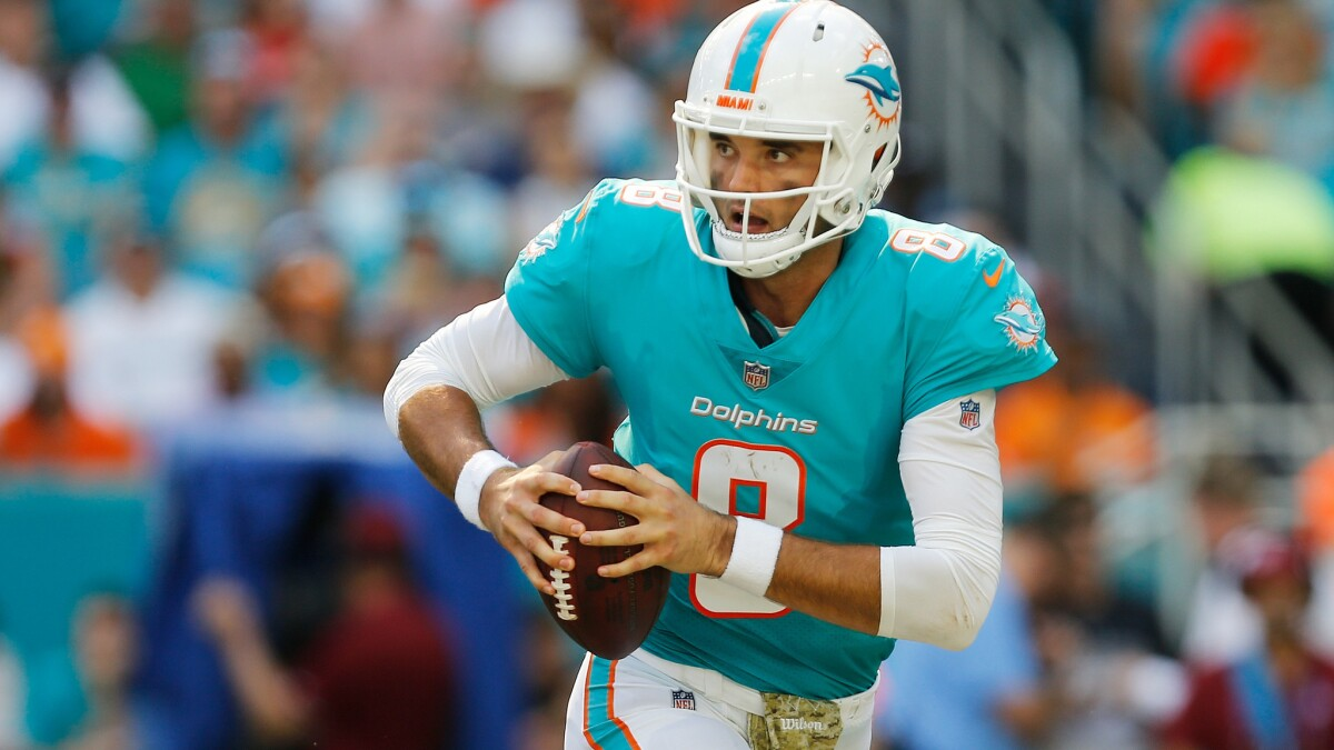 See long list of Dolphins starting QBs since Dan Marino