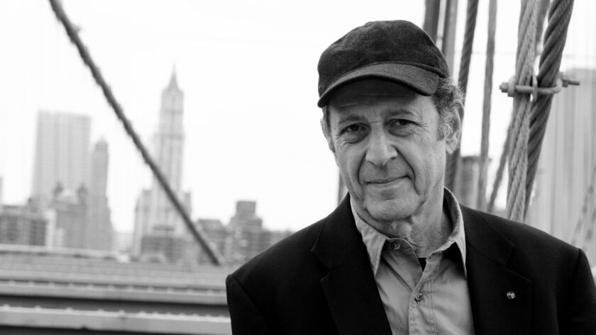 Composer Steve Reich in New York City in May 2005.