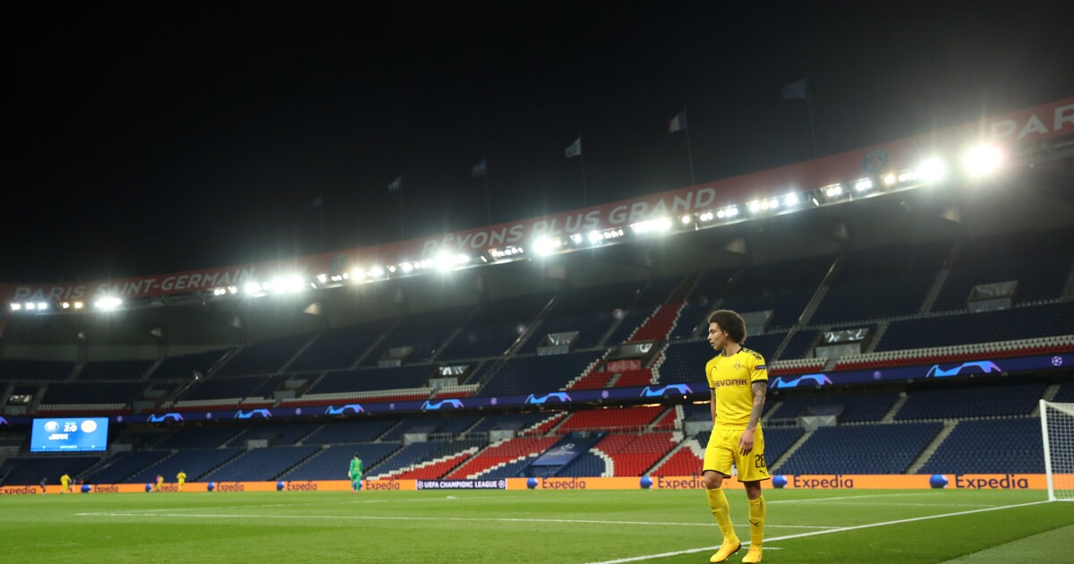France abandons soccer season even as other European leagues hold out hope