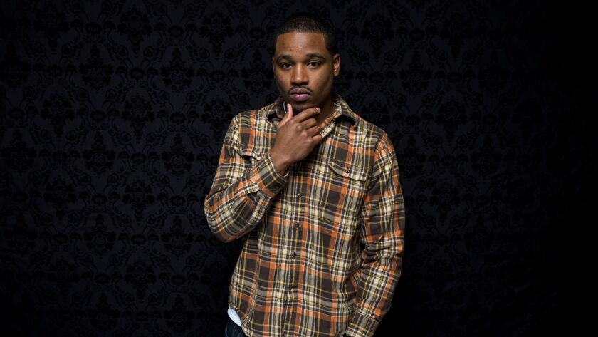 """Writer and director Ryan Coogler from the film """"Fruitvale Station."""""""