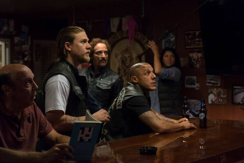 """MillerCoors is now the official beer sponsor of FX Networks, home of """"Sons of Anarchy."""""""